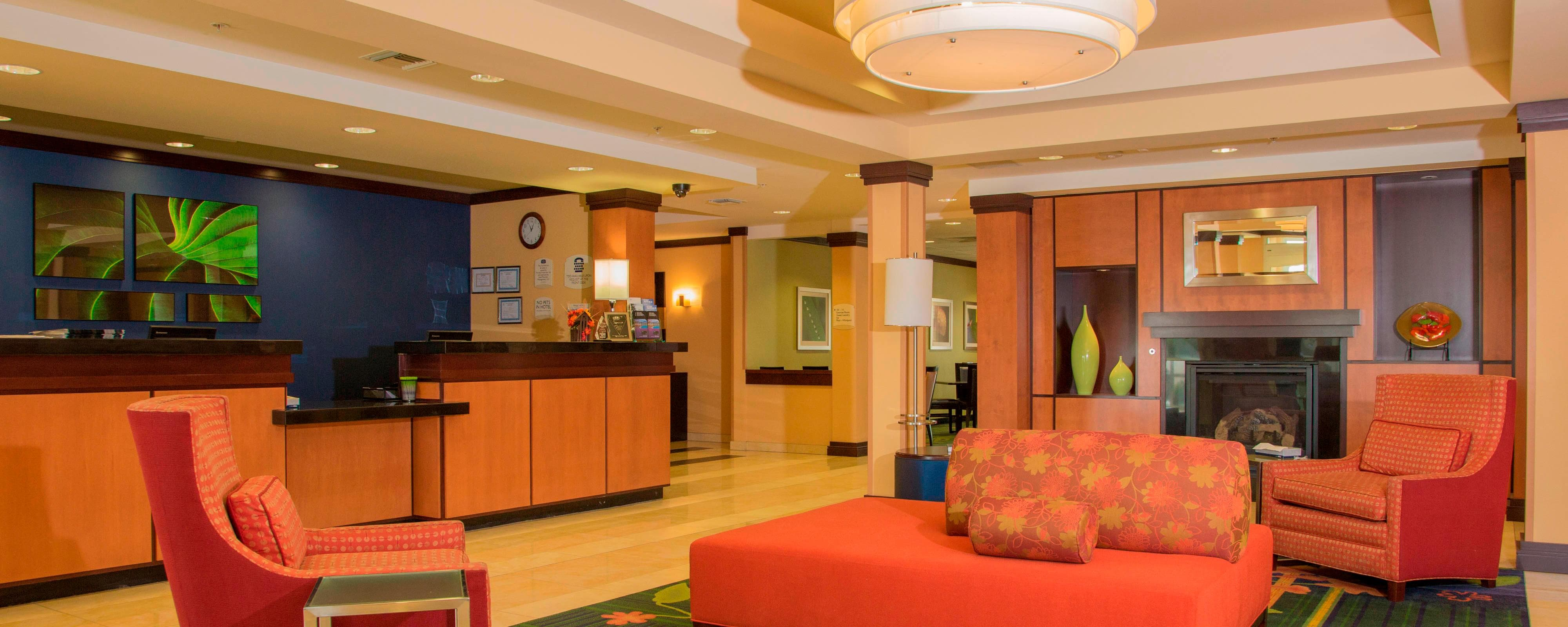 Carlsbad, NM Hotel | Fairfield Inn & Suites Carlsbad