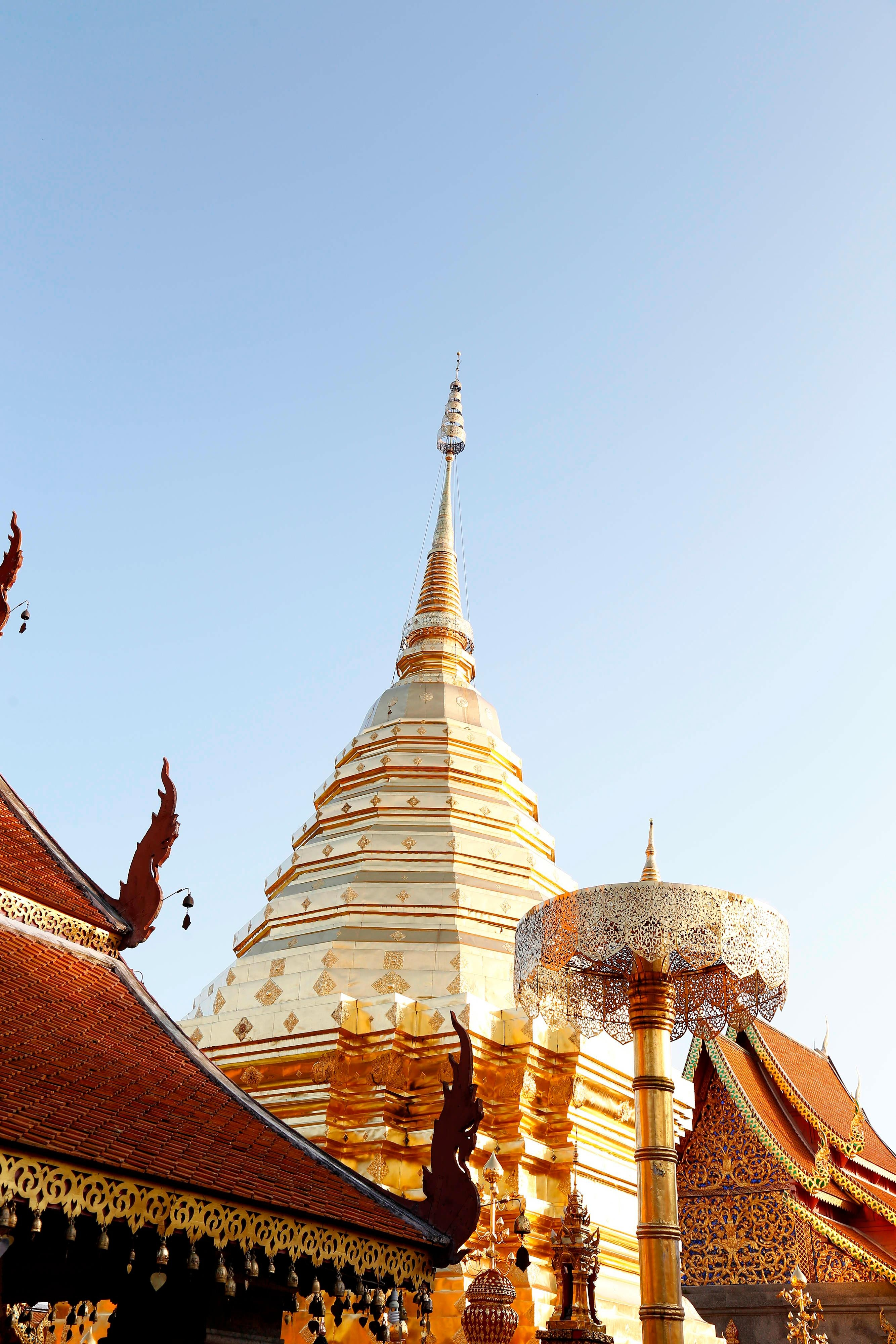Phra That Doi Suthep temple