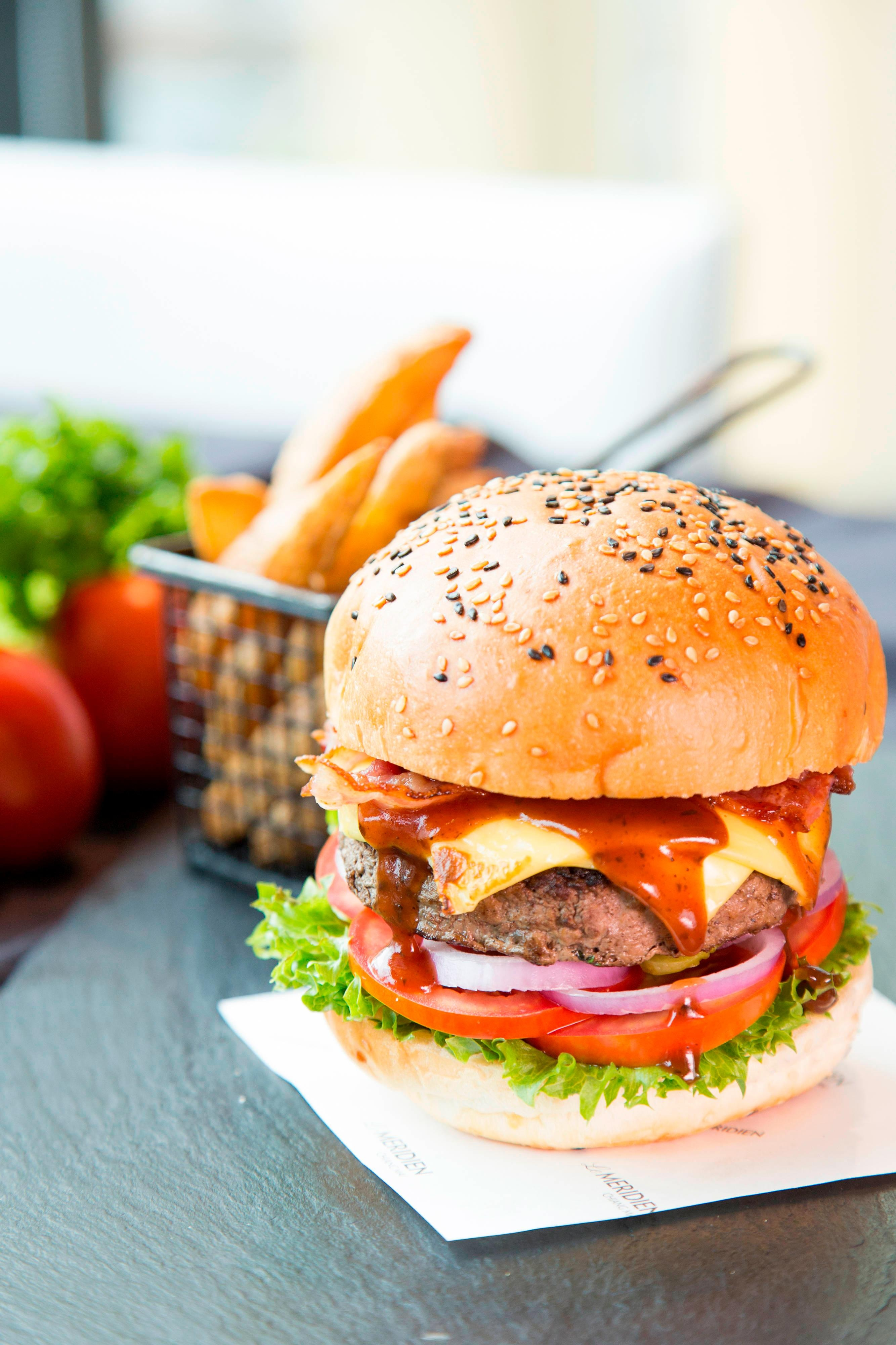 Latest Recipe Classic Burger