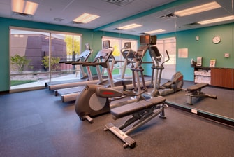 24 Hour Fitness Center | Moab