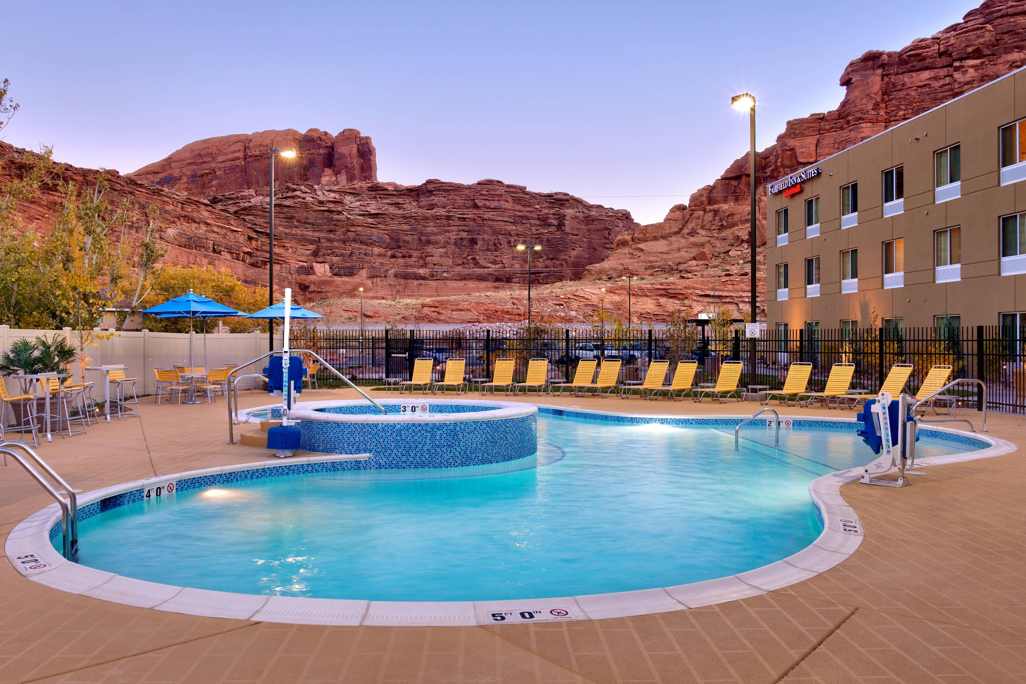 Moab Hotel with Pool