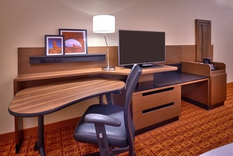 Suite Room Work Desk