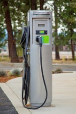 Coeur d'Alene Electric Vehicle Charging Station