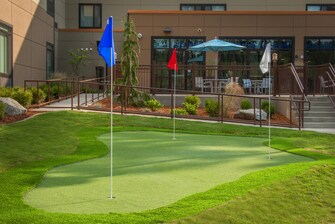Coeur d'Alene Putting Green