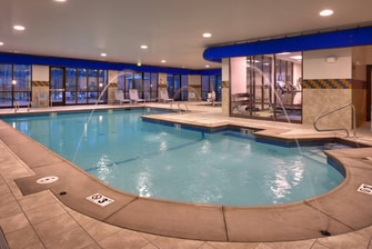 Coeur d'Alene Indoor Pool and Spa