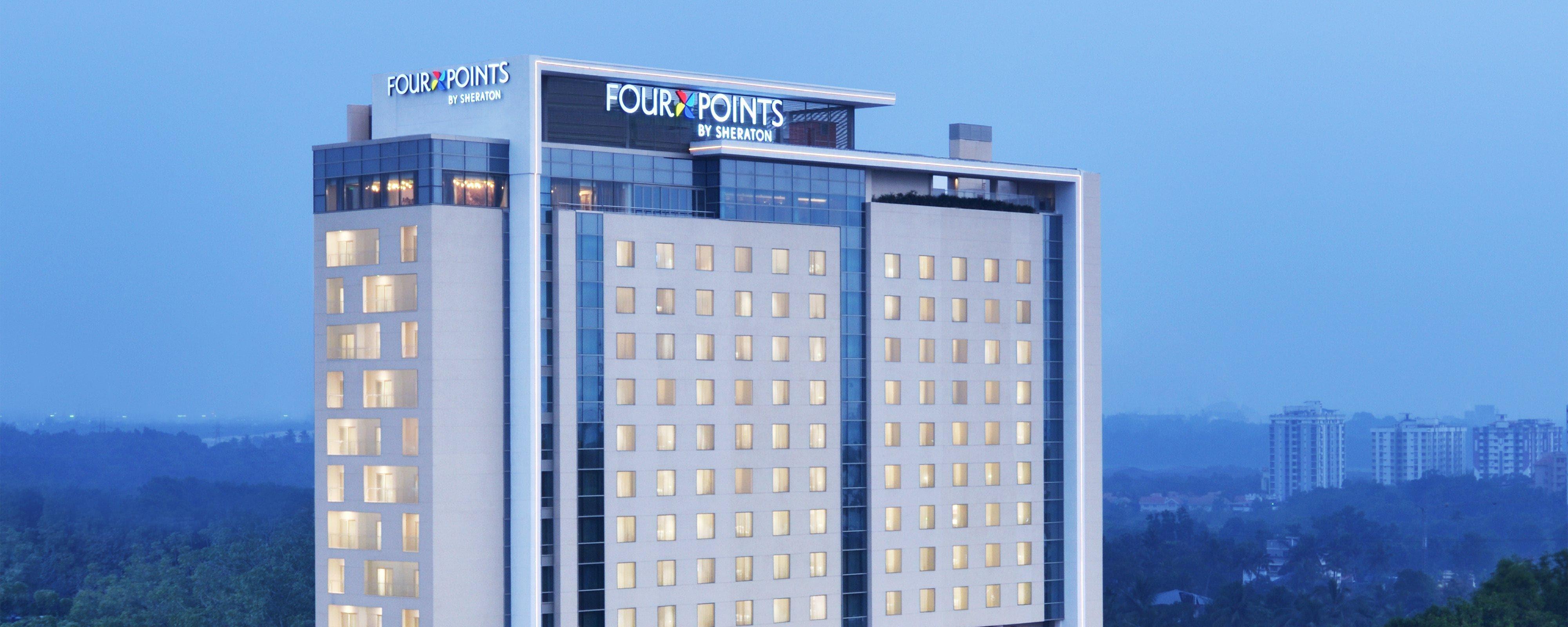 Four Points By Sheraton Kochi Infopark Kochi Spg