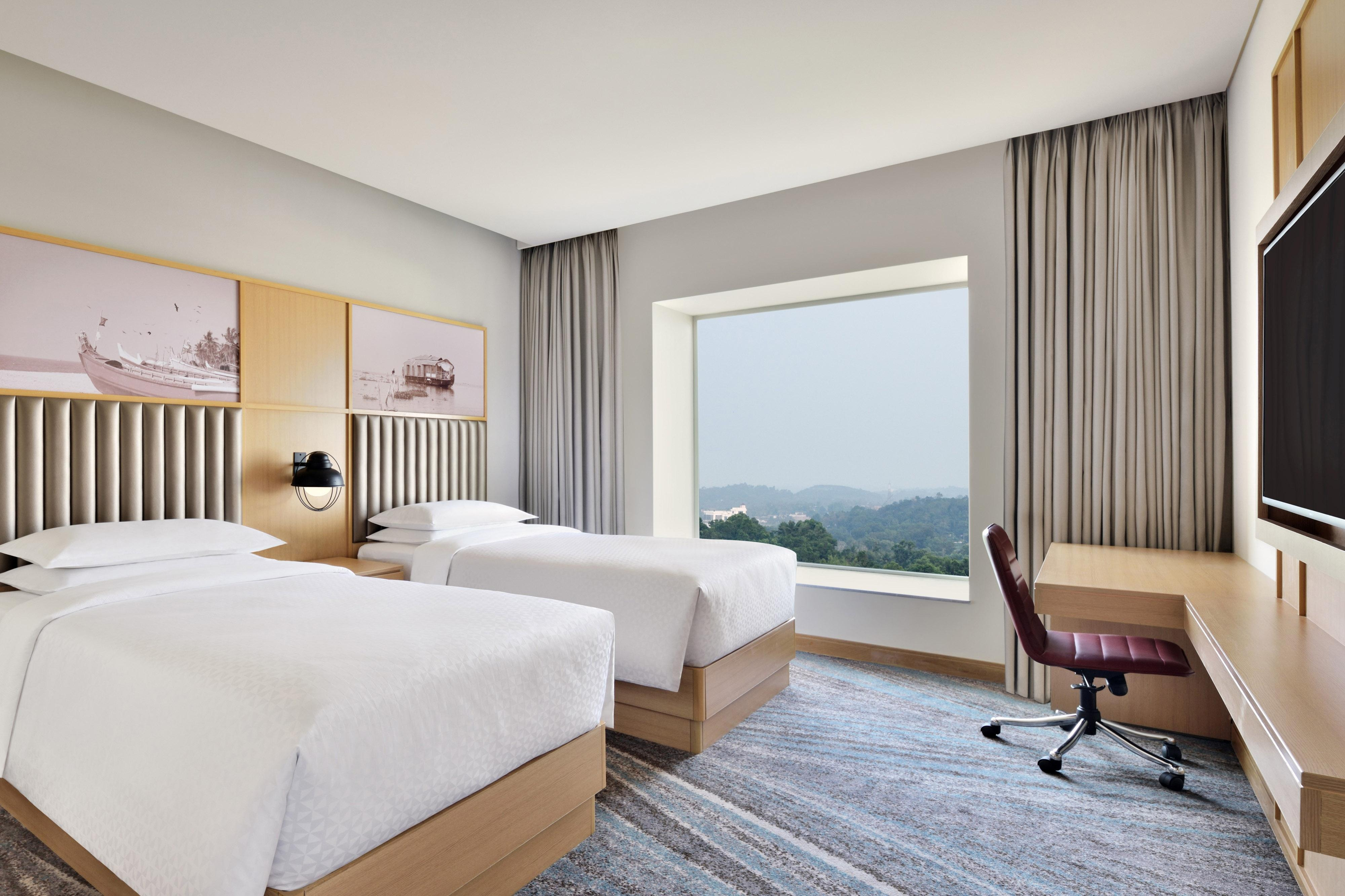 Twin/Twin Executive Guest Room