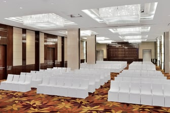 Meeting venue in Kochi, India