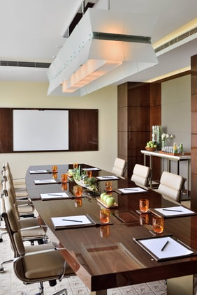 Meeting room in Kochi hotel
