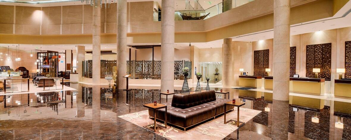 Hotel in Kochi | Kochi Marriott Hotel