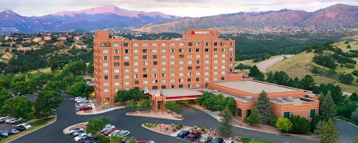 Pictures Of Colorado >> Colorado Springs Hotels Near Downtown Colorado Springs