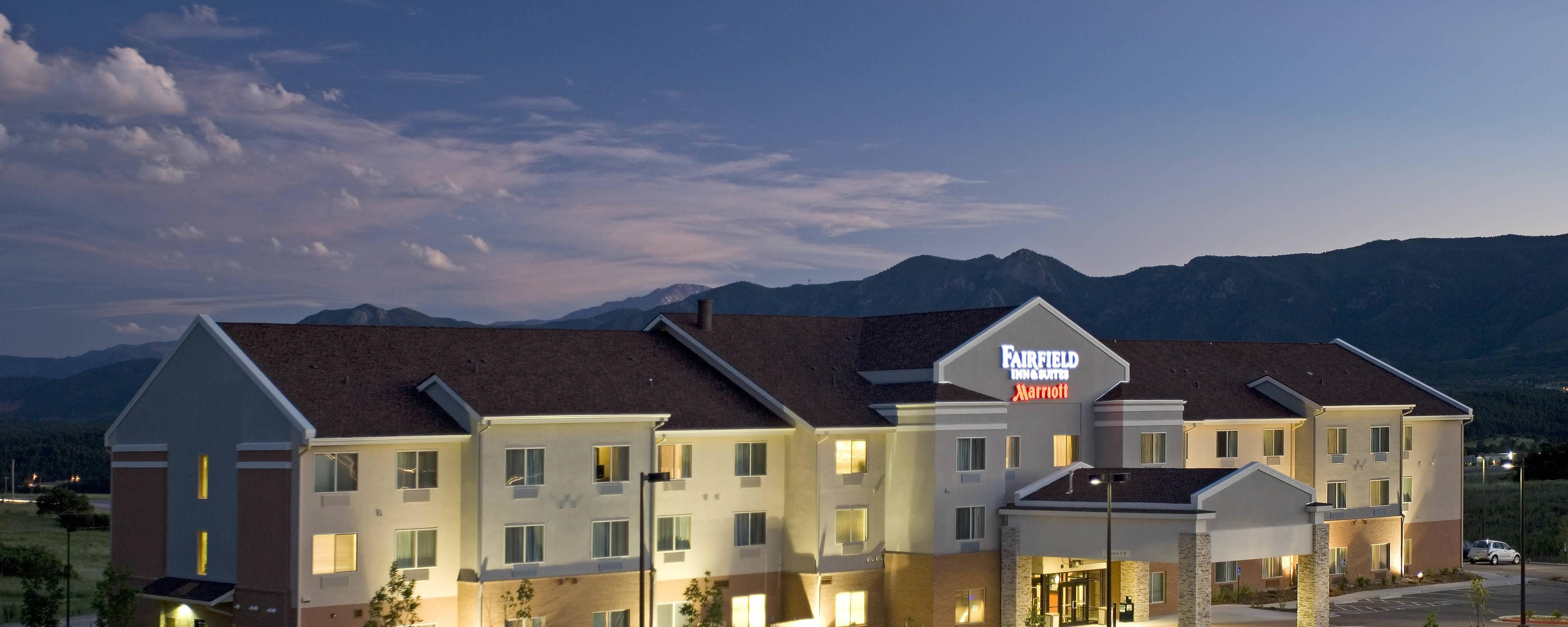 Colorado Springs Fairfield Inn & Suites