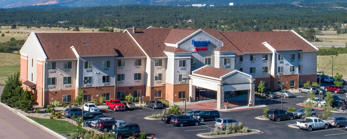 Fairfield Inn & Suites Colorado Springs | USAFA Hotel
