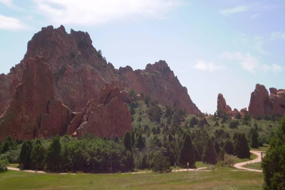 garden of the gods hotels