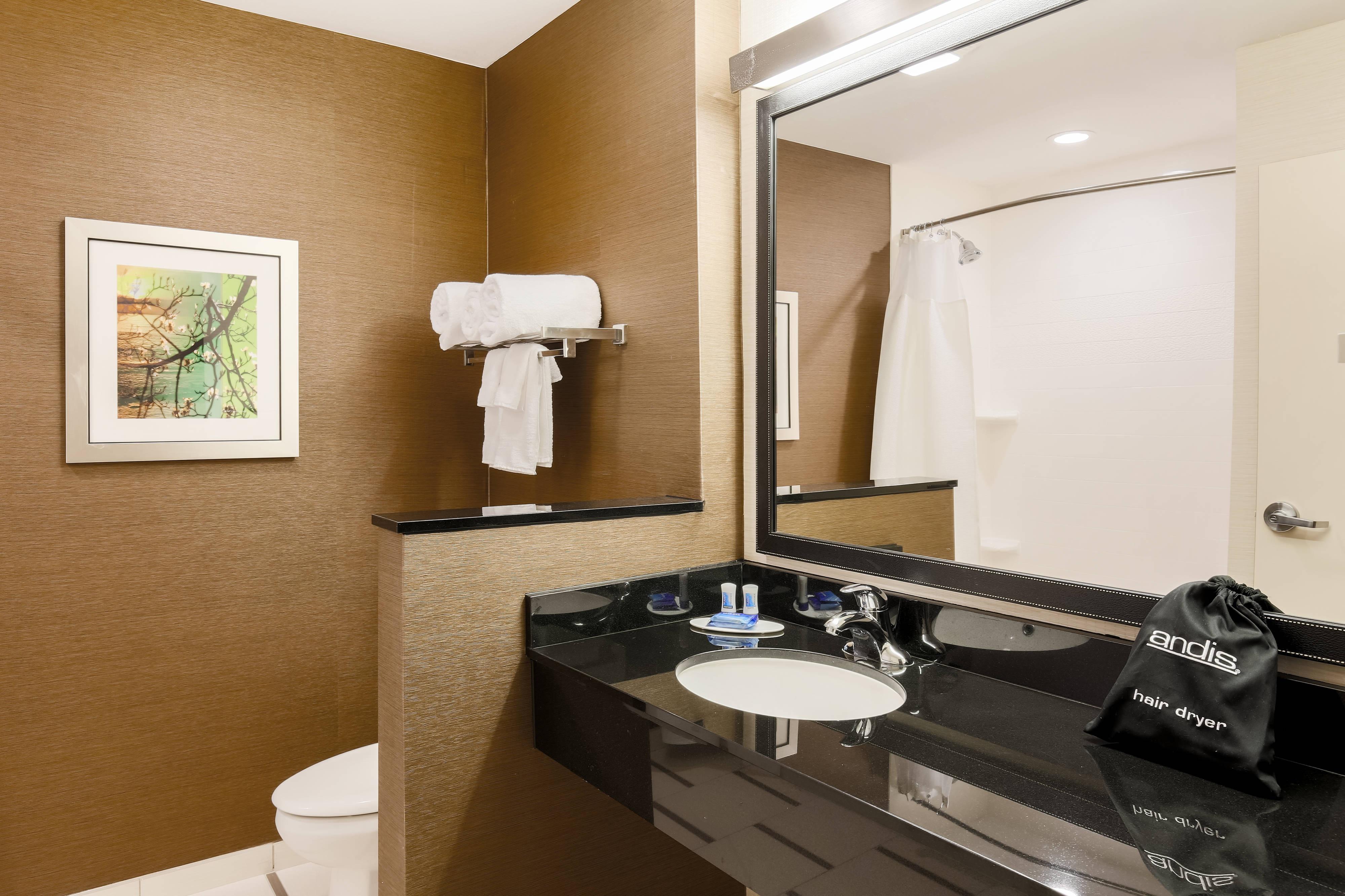 Cotulla Texas Executive Queen Bathrooms