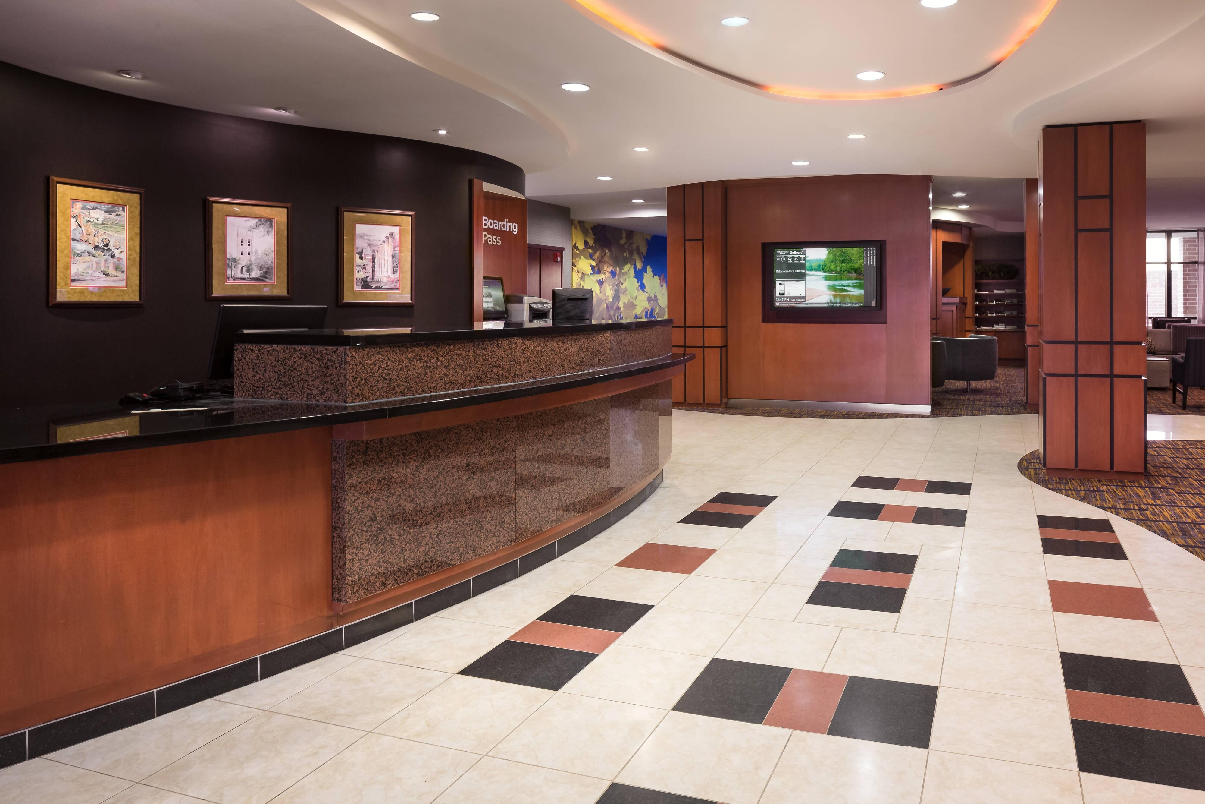 Marriott hotels in Columbia Mo
