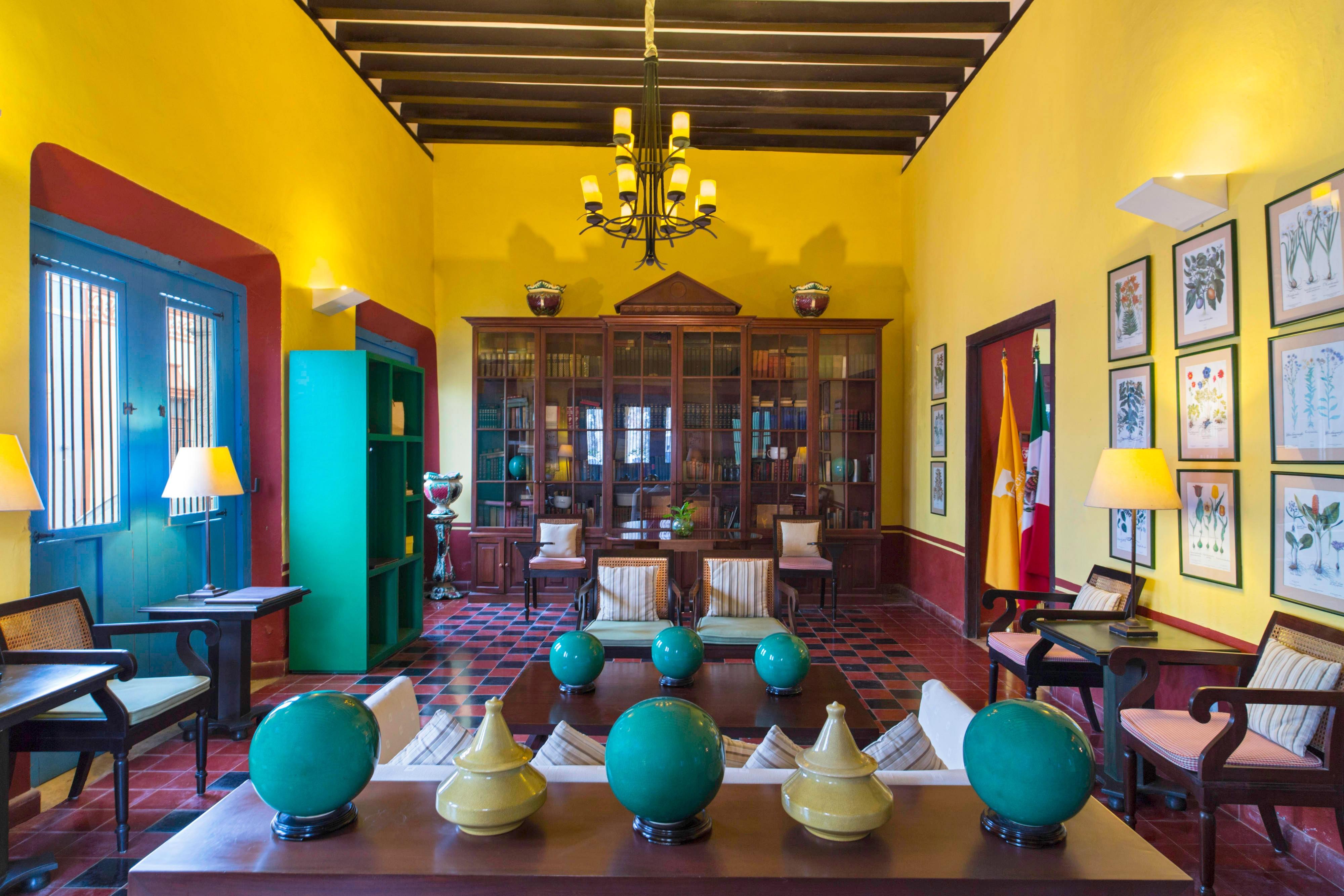 Hacienda Library