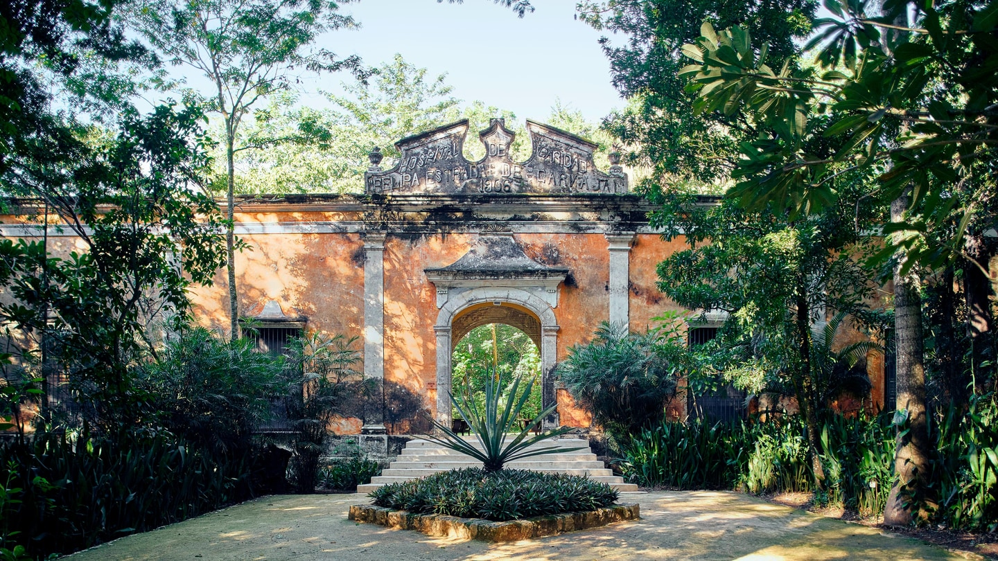 Luxury Hotel In Uayamon Campeche Hacienda Uayamon A Luxury