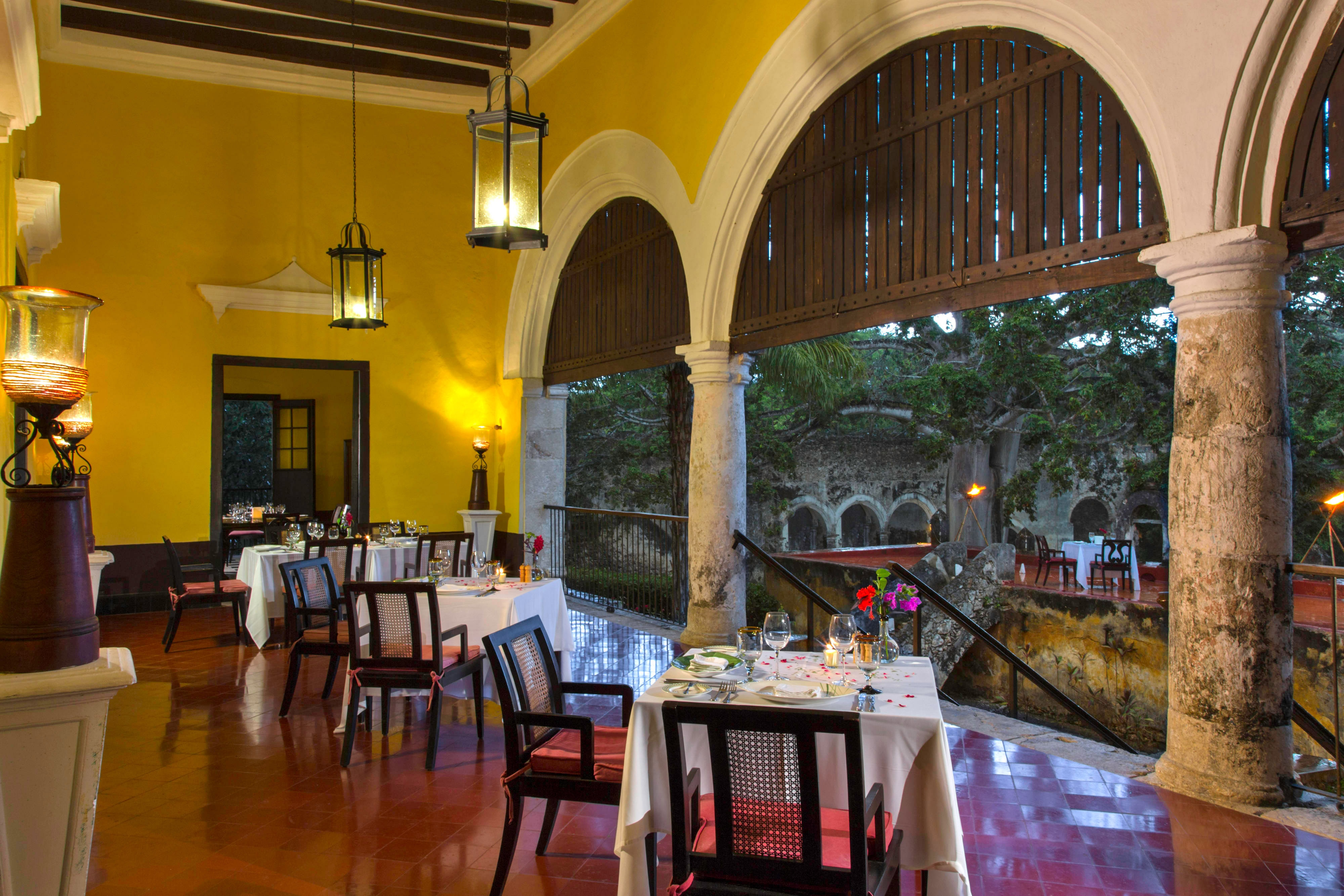 Restaurante Uayamon