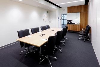 Meeting Room 24 – Boardroom Setup