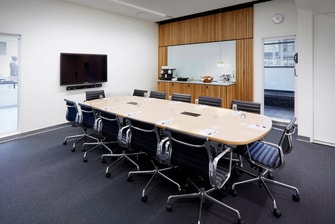 Meeting Room 23 – Boardroom Setup