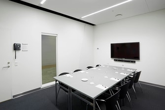 Meeting Room 18B – Boardroom Setup