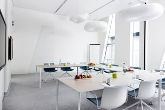 Meeting Room 176+177 – U-Shape Setup