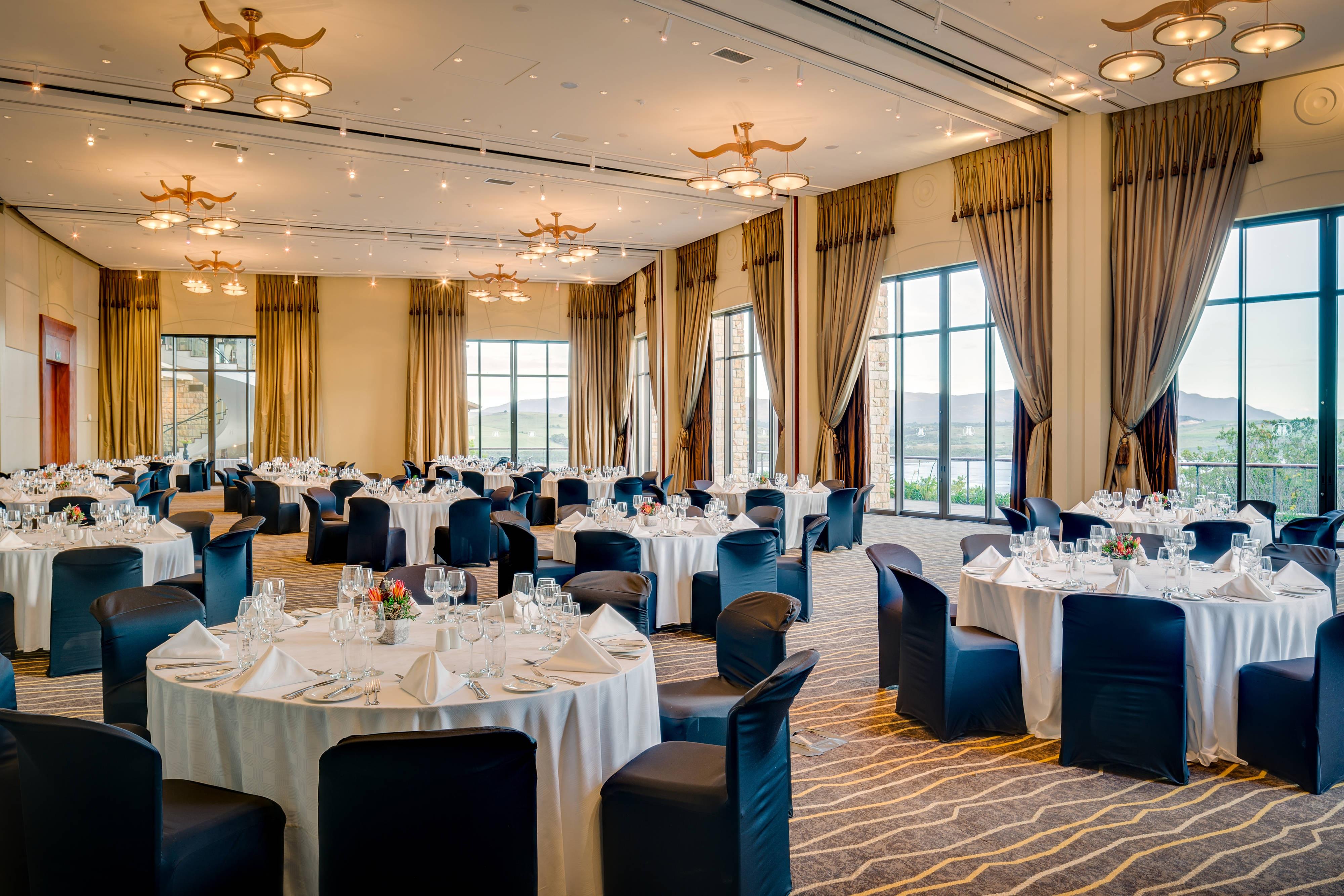 Conference Room – Banquet Setup