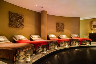 Arabella Spa Dry Relaxation Beds