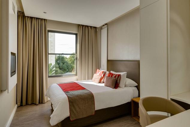 Family Unit - Double Guest Room