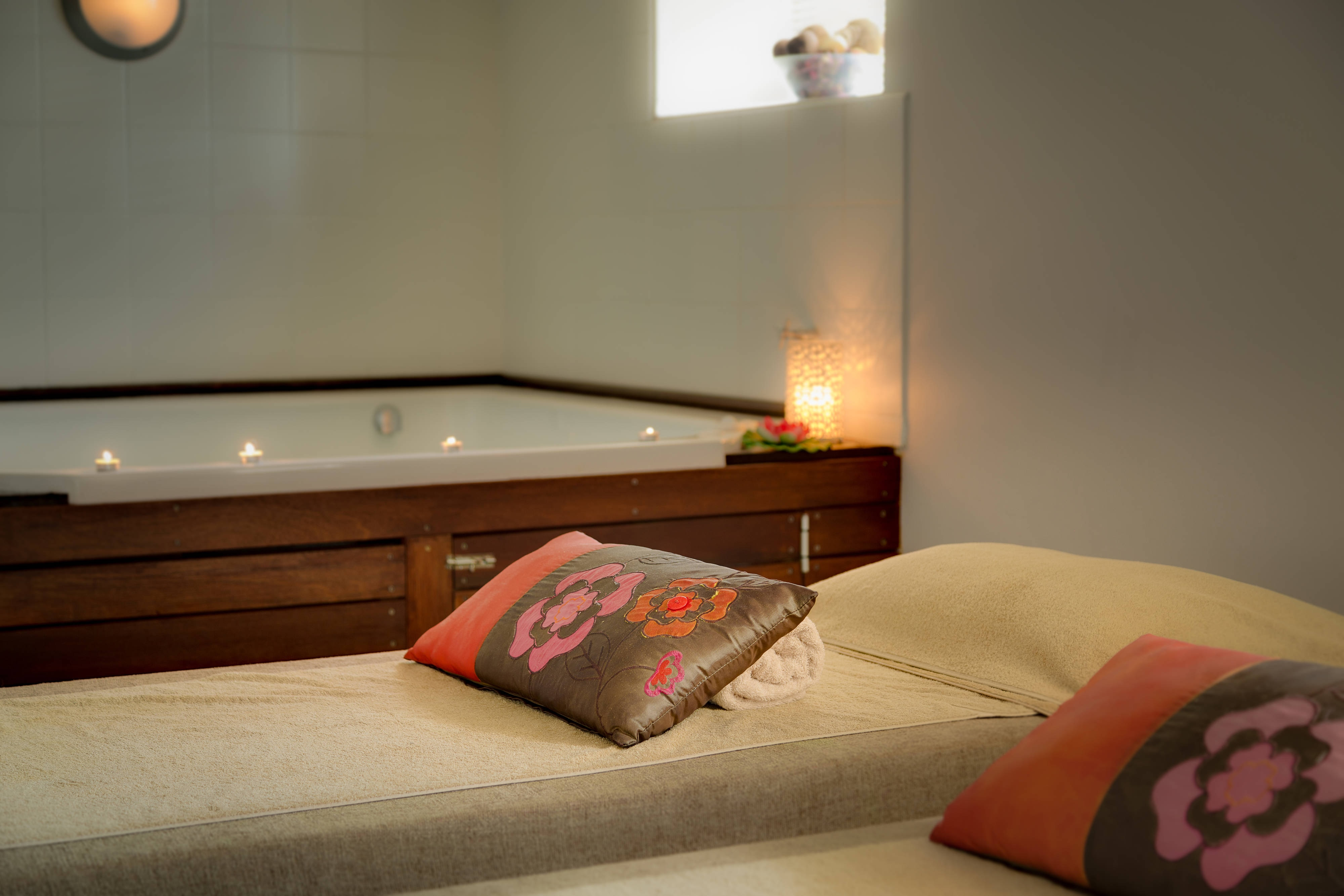 Protea Hotel Dorpshuis & Spa Treatment room