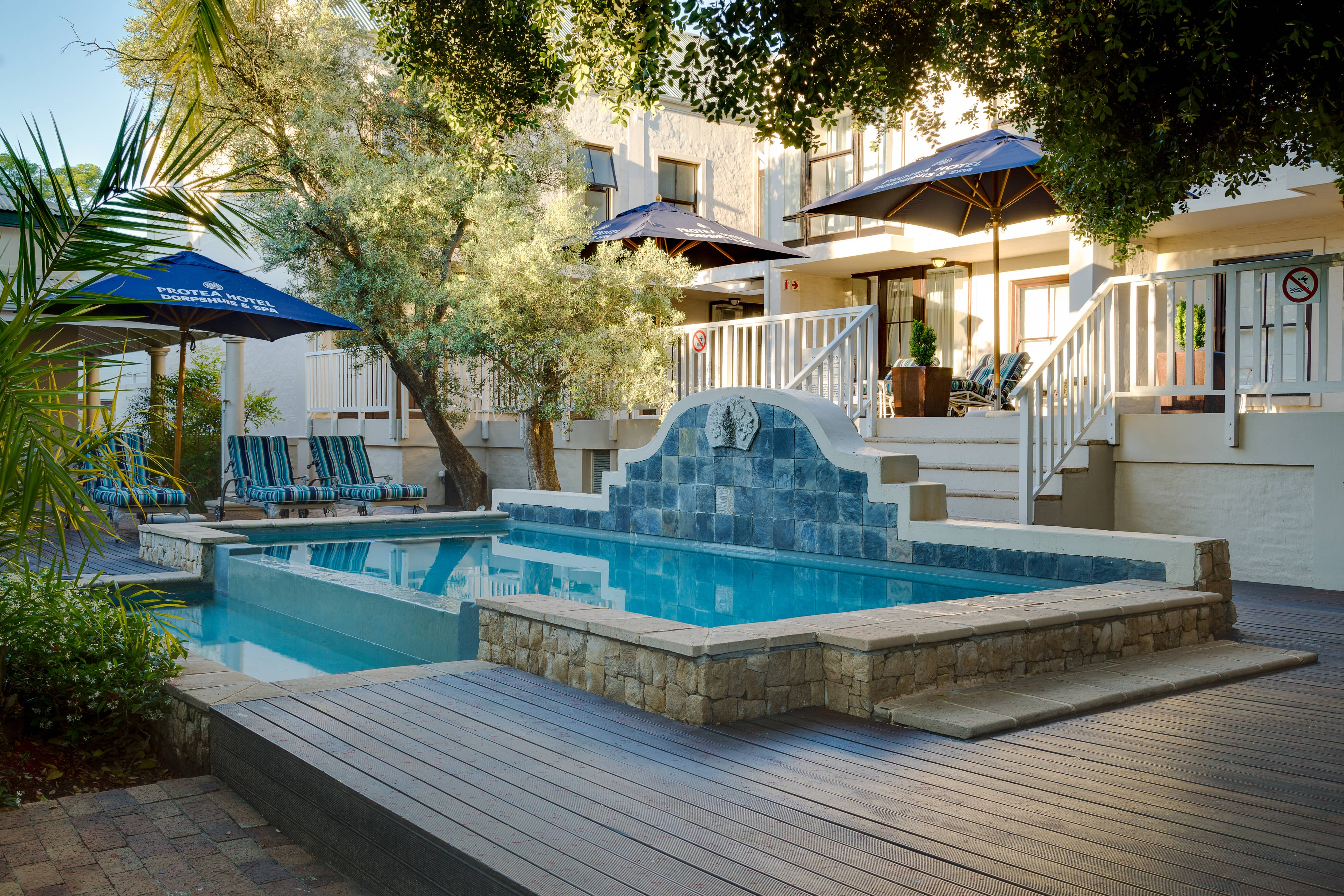 Protea Hotel Dorpshuis & Spa pool