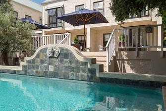 Protea Hotel Dorpshuis & Spa pool