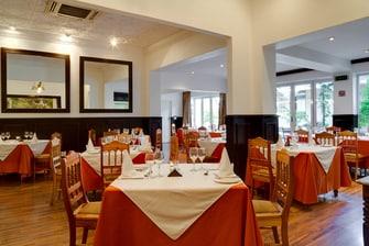 Protea Hotel Dorpshuis & Spa restaurant
