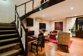 Protea Hotel Dorpshuis & Spa Deluxe Suite