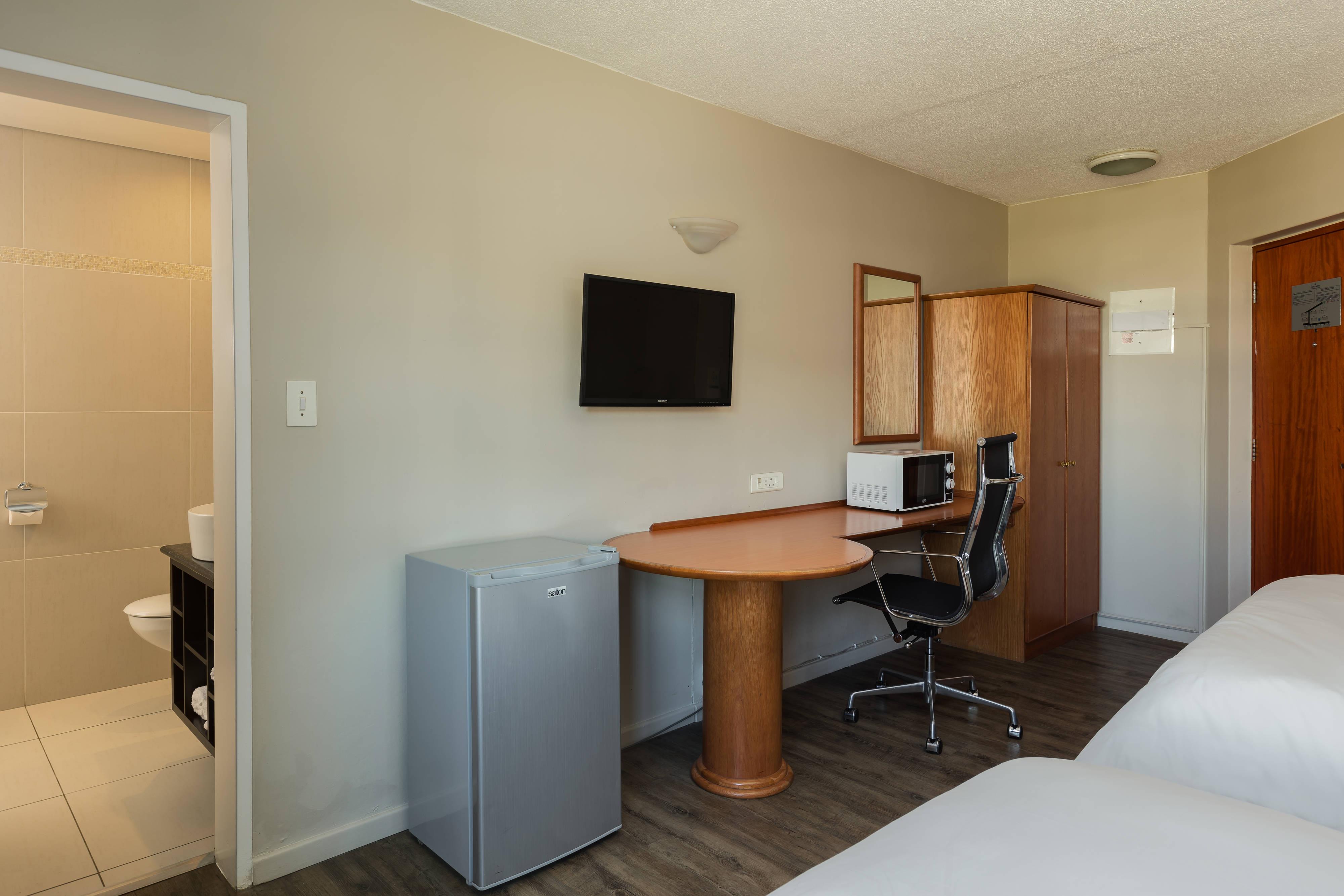 Deluxe Gästezimmer mit zwei Doppelbetten