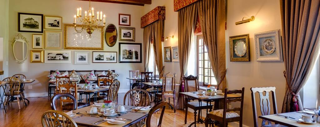 Restaurante Mowbray - Protea Hotel