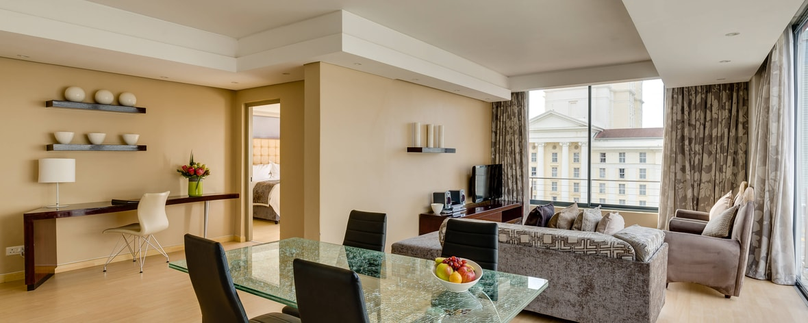 Apartment Hotel In Cape Town S Fores Downtown Protea