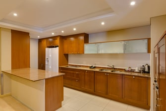 Penthouse Suite fully-equipped Kitchen