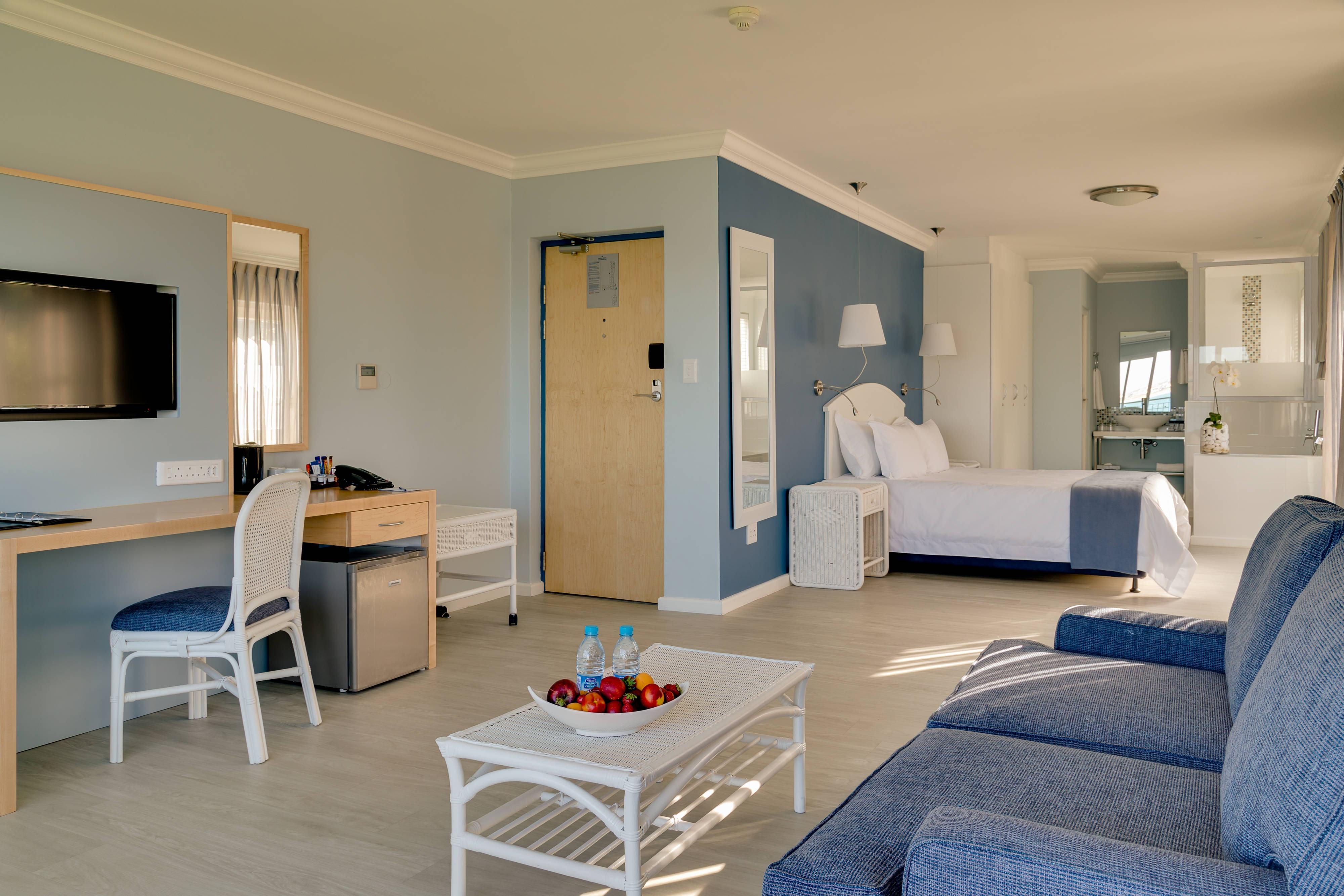 One-bedroom suite accommodation