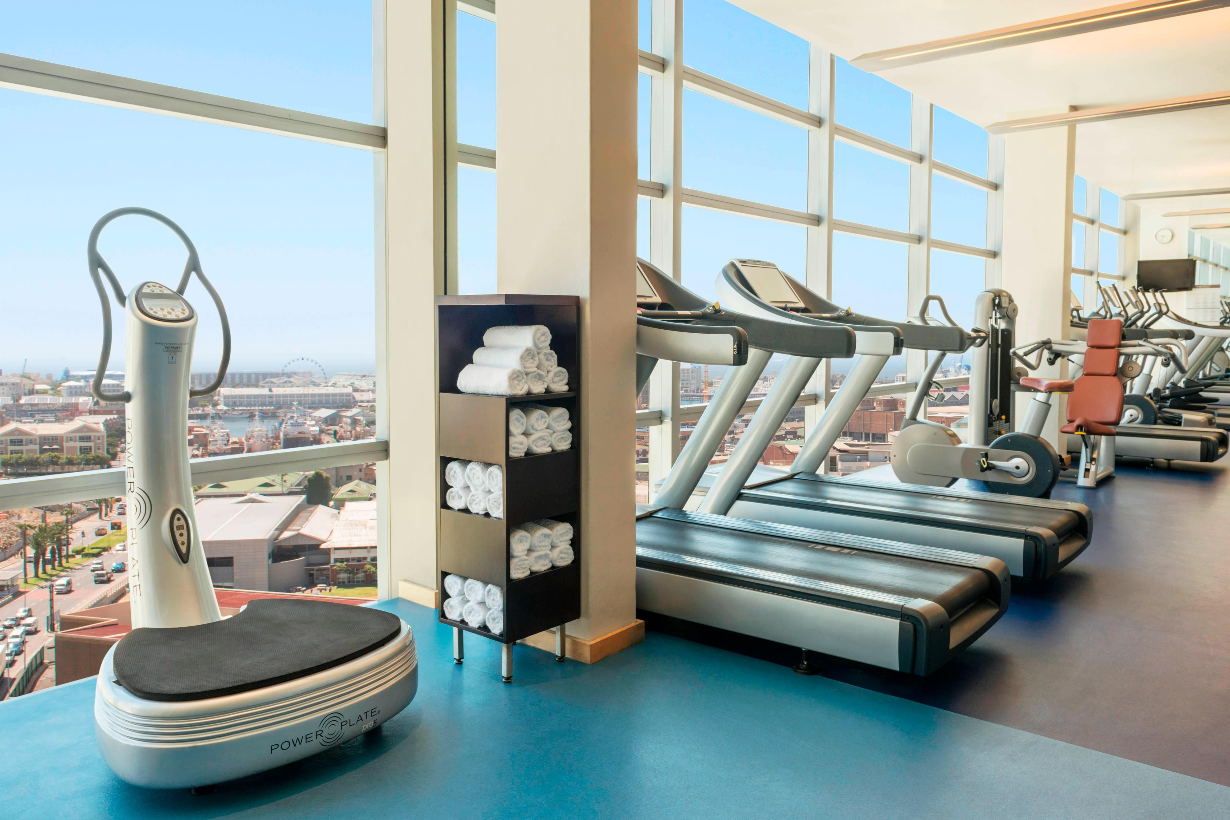 Westin Workout Fitness Centre