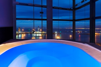 Heavenly Spa Jacuzzi
