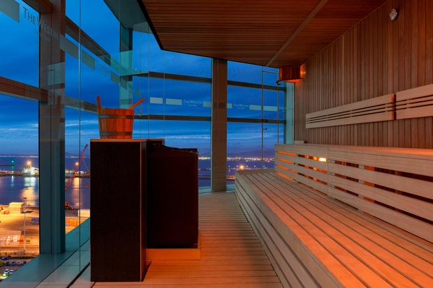 Heavenly Spa Sauna