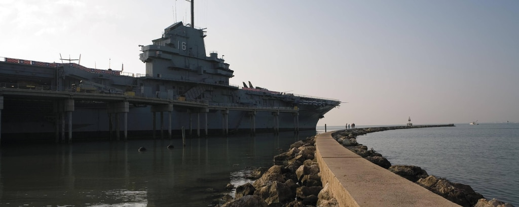 Hotels Near USS Lexington