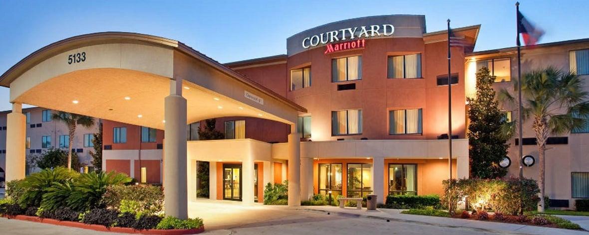 Corpus Christi Hotels Courtyard Corpus Christi Hotels In Corpus