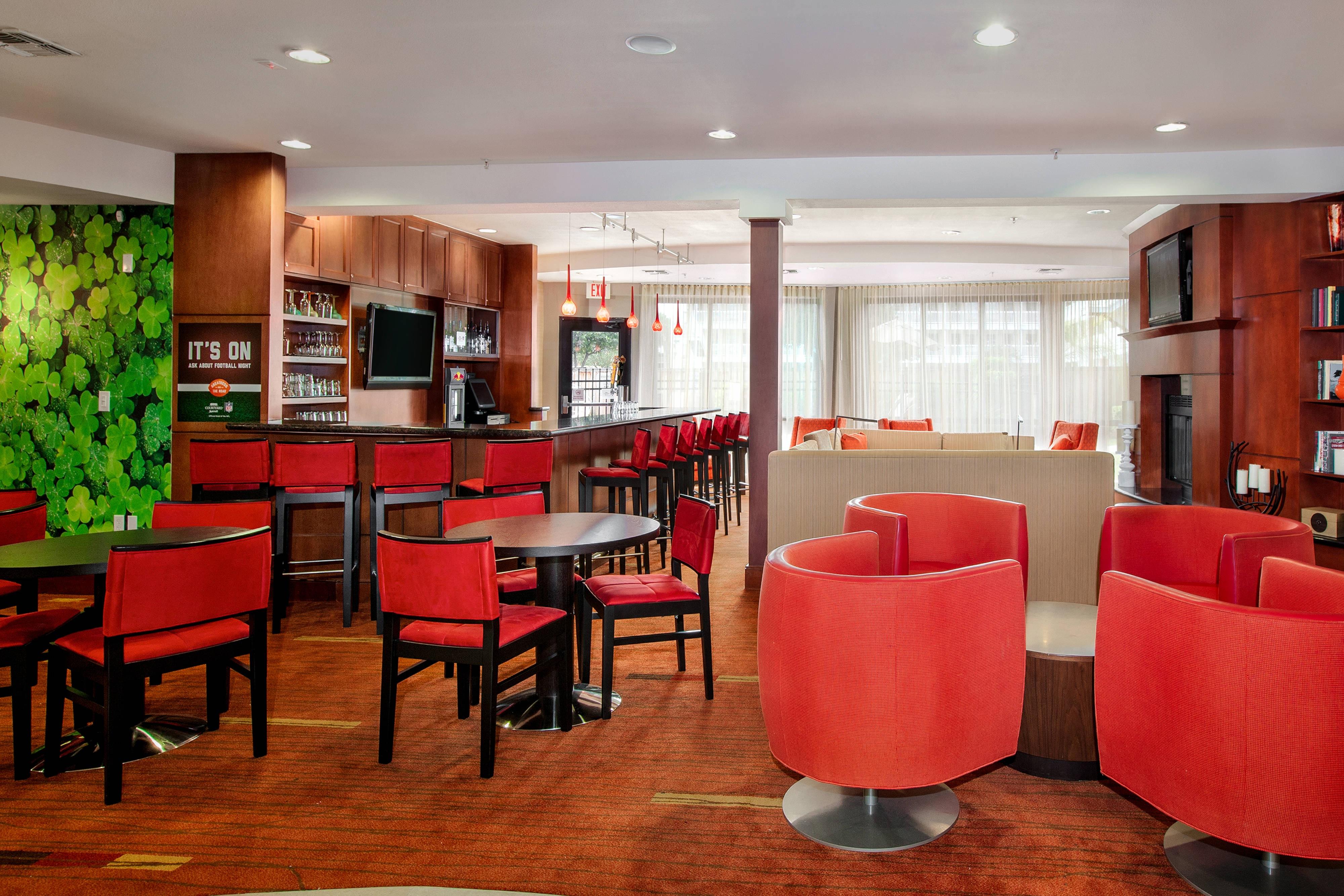 Hotel Lobby Lounge Corpus Christi