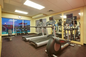TownePlace Suites Corpus Christi Portland Fitness