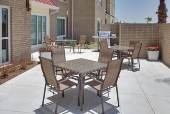 TownePlace Suites Corpus Christi Portland Grill