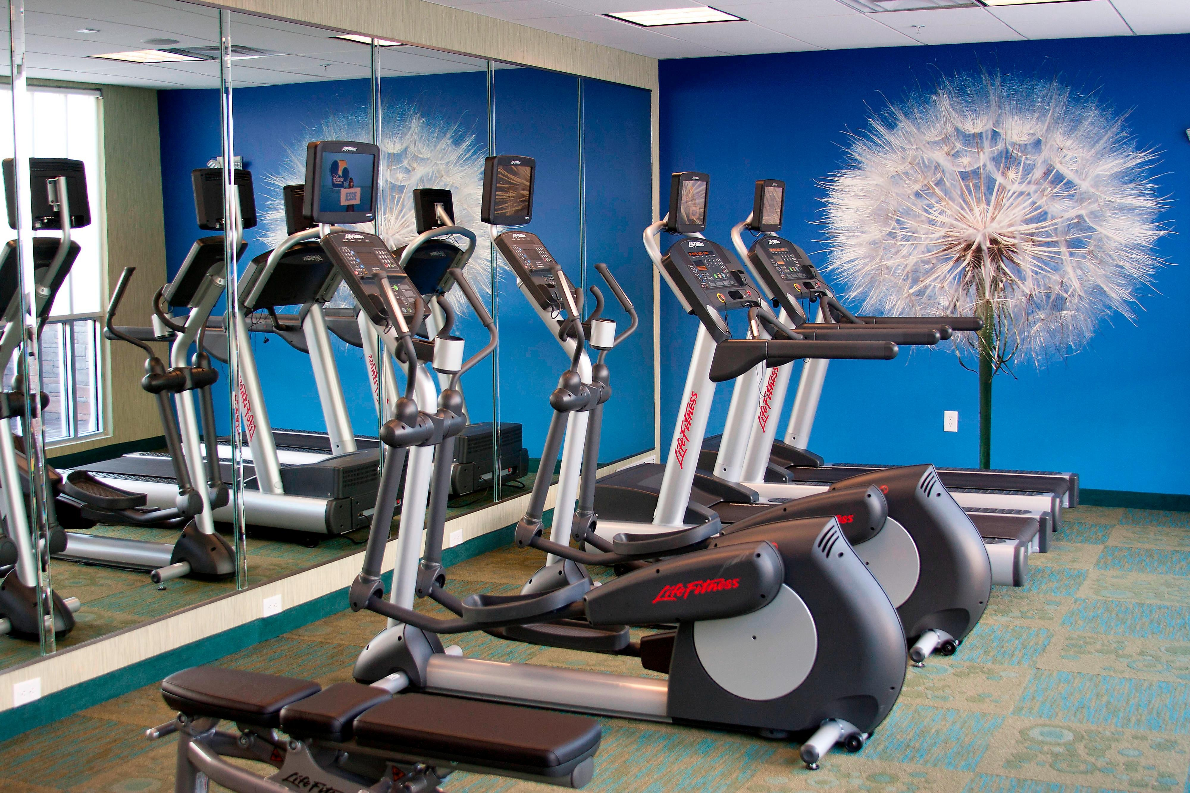 corpus christi hotels fitness center