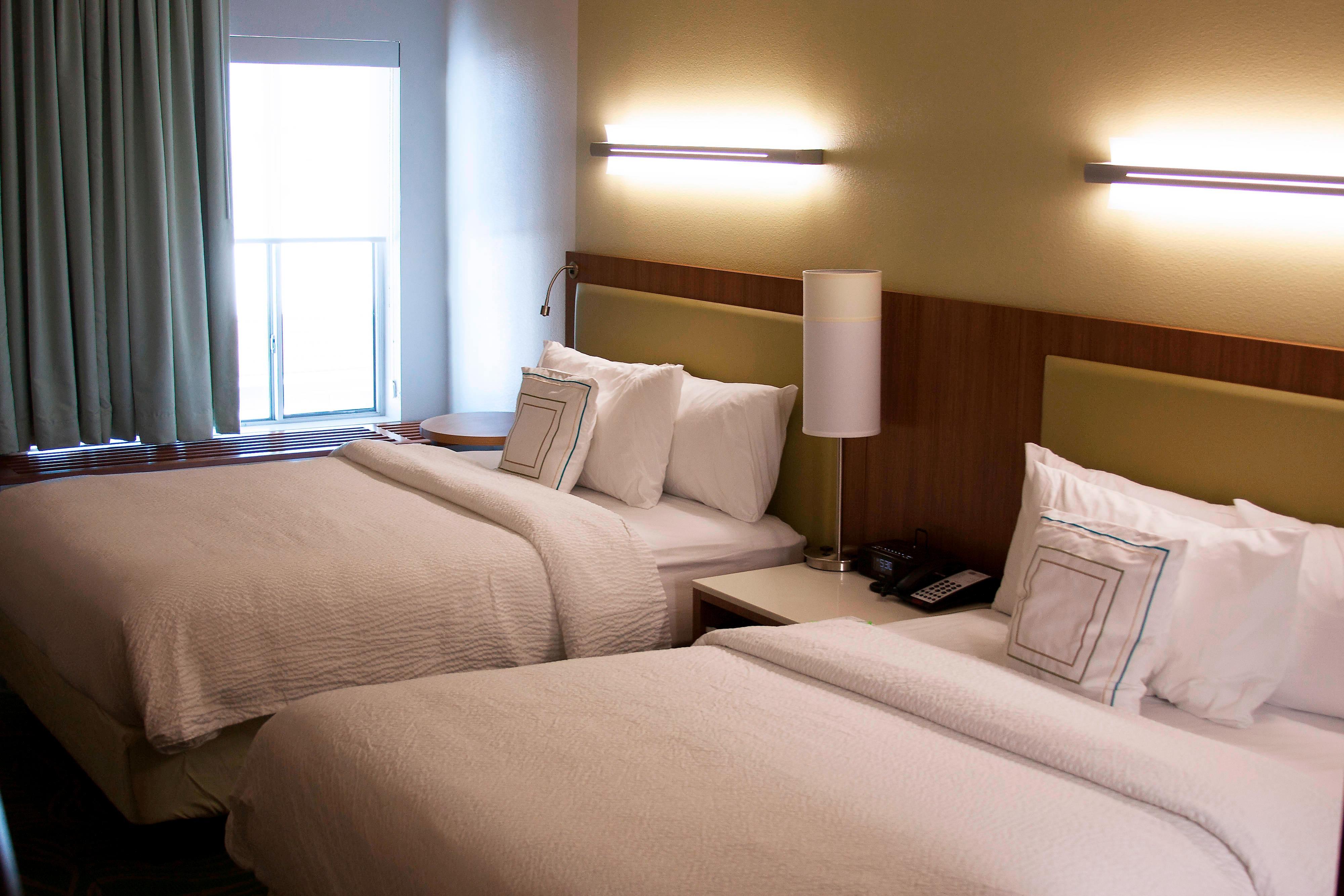 Suite avec deux grands lits